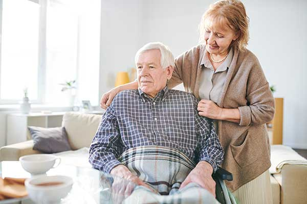 The Challenge of Caring for Your Ill Spouse