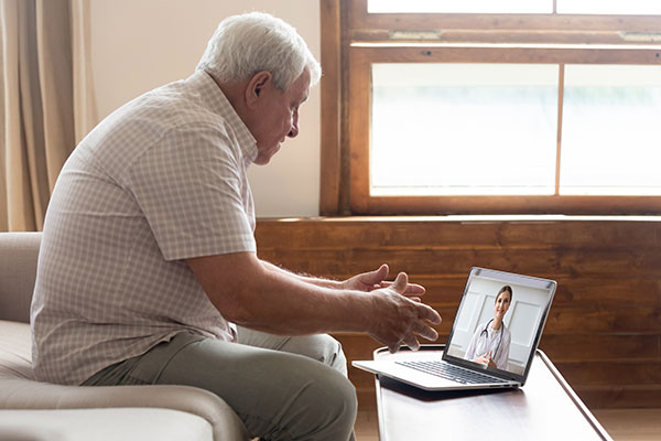Telehealth is Replacing In-Person Appointments as a Result of COVID-19