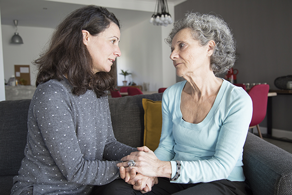 Talk with Your Parents' and Know their Aging Strategies Before a Medical Crisis Hits