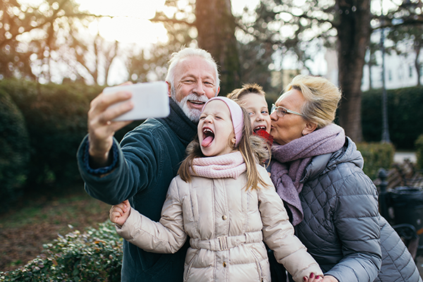 Healthy Aging and Strong Family Connections