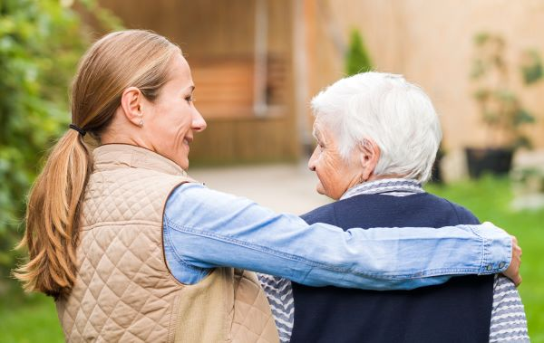 Long-Distance Caregiving During the Pandemic